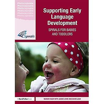 Supporting Early Language Development: Spirals for babies and toddlers