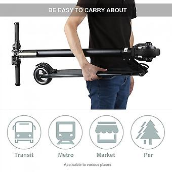 Lcd Electric Kick Scooter Foldable Aluminium Alloy Electric Scooter For Adult