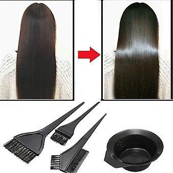 Uudet hiusvärityökalut yhdistelmäsalongin värille ja värille - Kampaamoväritys