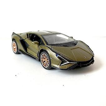 1:18 سبيكة يموت يلقي لامبورغين سيارة نموذج سيارة سبيكة سيارة سحب الضوء الصوتي المحدودة سيارة رياضية