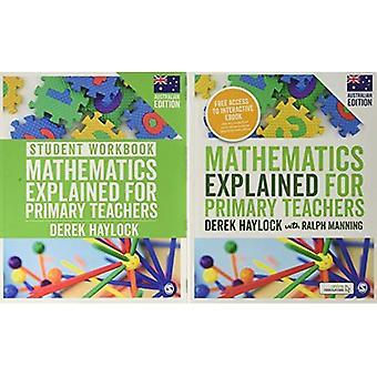 Haylock: Mathematics Explained for Primary Teachers (Australian edition) + Student Workbook� bundle