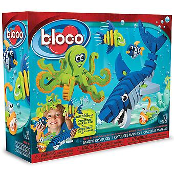 Bloco - 海洋生物