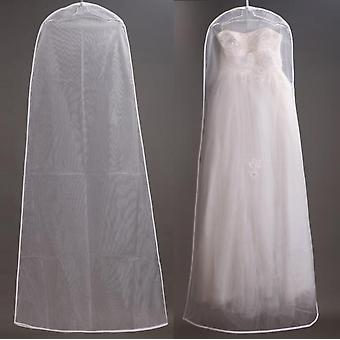 حفل زفاف غبار تغطية أكياس الملابس التخزين
