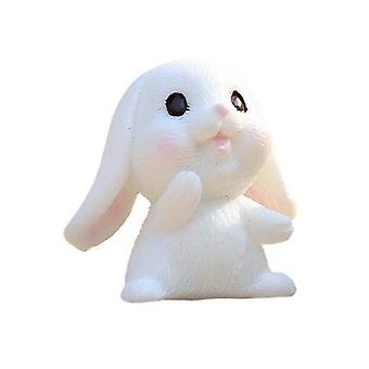 Miniature Decoration Cartoon Bunny