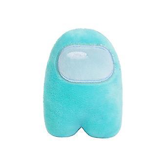Among Us Plush Toy 20cm Blue