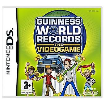Guinness Book Of Records The Videogame Nintendo DS Game