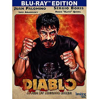 Diablo importation USA [Blu-ray]
