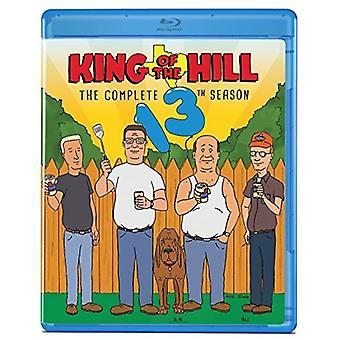 Re della collina: importazione USA stagione 13 [Blu-ray]