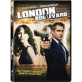Importer des USA de London Boulevard [DVD]