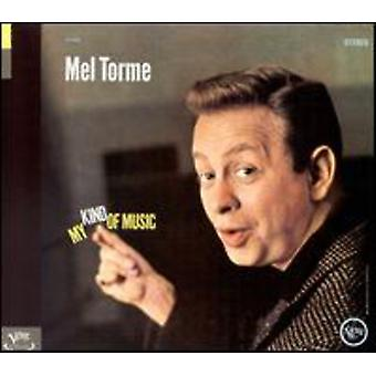 Mel Torme - My Kind of Music [CD] USA import