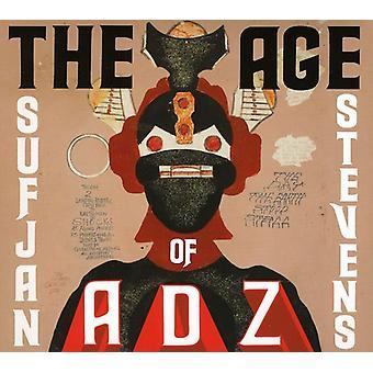スフィアン ・ スティーヴンス - Adz 年齢 [CD] USA 輸入