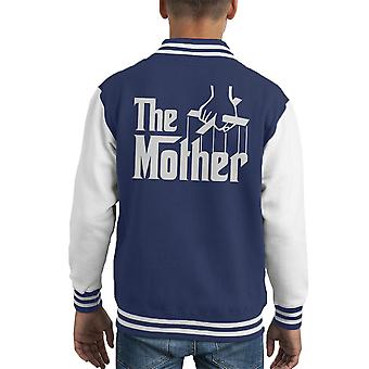 The Godfather The Mother Kid's Varsity Jacket
