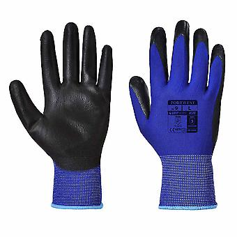 sUw - Nitrile Dexti-Grip Work Glove (6 Pair Pack)