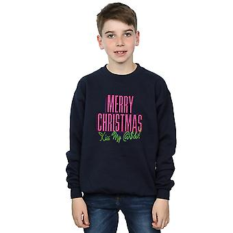 National Lampoon's Christmas Vacation Boys Kiss My Ass Sweatshirt