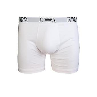 Emporio Armani 3 Pack Boxers In Zwart-Wit 110869cc712