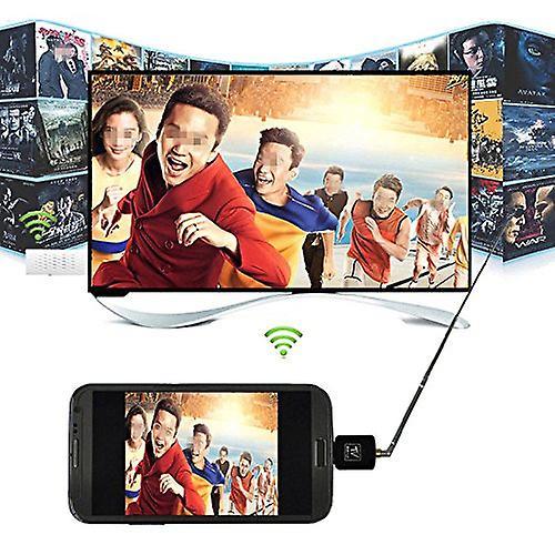 ONX3 Mini Portable Micro USB DVB-T Digital Mobile TV Tuner Receiver For Xiaomi Redmi Note 5A