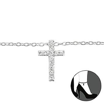 Cruce-925 Sterling Silver anklets-W27642X