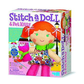 Velký Gizmos 4M Stitch A panenka-go nakupování