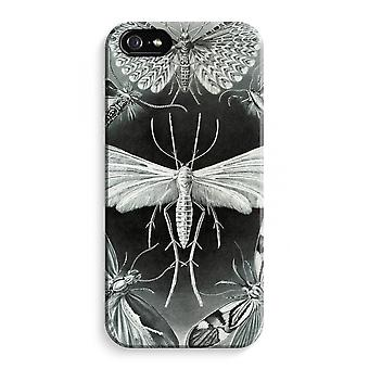 iPhone 5 / 5 sek / SE Full Print saken (glanset) - Haeckel Tineida
