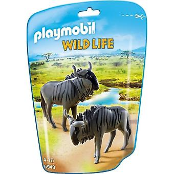 Playmobil 6943 Wildlife - Wildebeests Tal