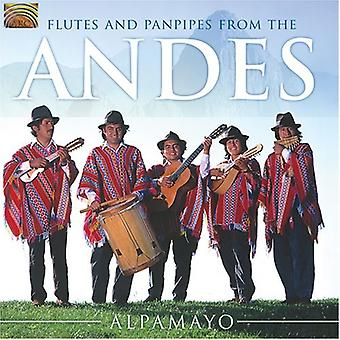 Alpamayo - Flutes & Panpipes From the Andes [CD] USA import