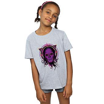 Harry Potter Girls Neon Death Eater T-Shirt
