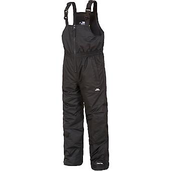 Trespass Girls Kalmar Waterproof Breathable Ski Suit Trousers Pants