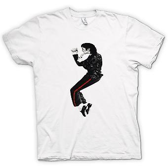 Kinder T-shirt-Michael Jackson-Bad