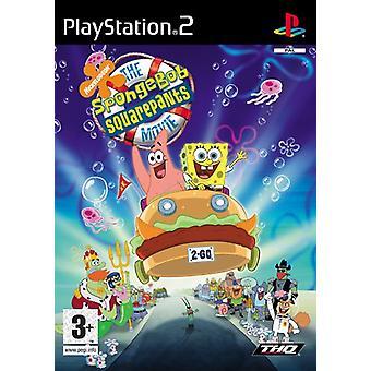 The SpongeBob SquarePants Movie (PS2) - Usine scellée