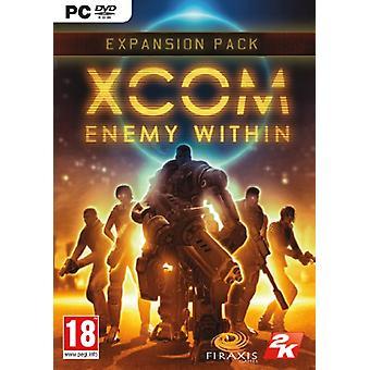 XCOM Enemy Within (PC DVD) - Neu
