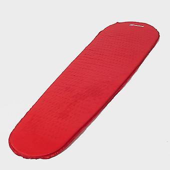 New Berghaus Peak Self-Inflating Sleeping Mat Red