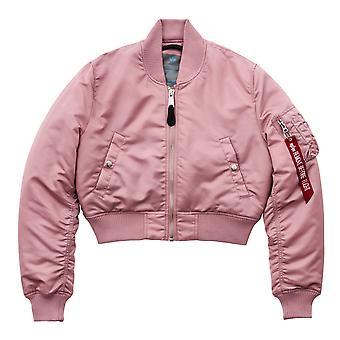Alpha industries ladies jacket MA-1 SF PM cropped Wmn