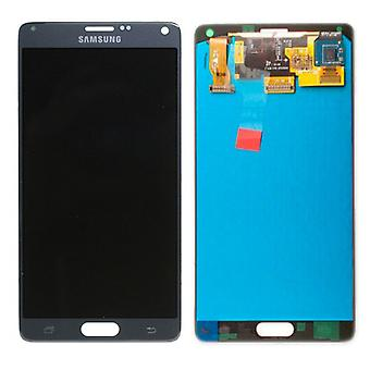 Display LCD complete set GH97-16565 B black for Samsung Galaxy touch 4 N910F