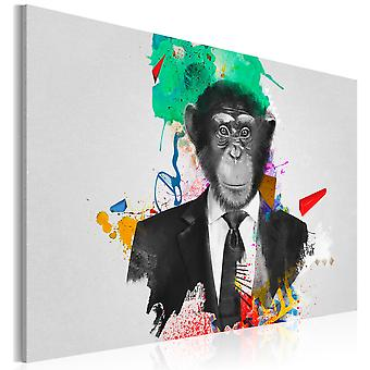 Canvas Print - Mr Monkey