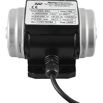 Netter Vibration NEA 504 Elektrischer Vibrator 230 V 3000 Rpm 40 N 0,024 kW