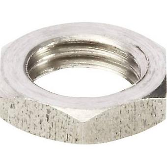 Schnepp Mutter V2A Nut Silver 1 pc(s)