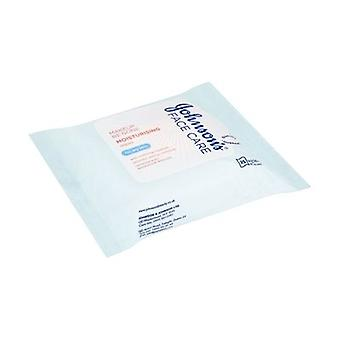 Johnsons Face Care Moisturising Facial Cleansing Wipes
