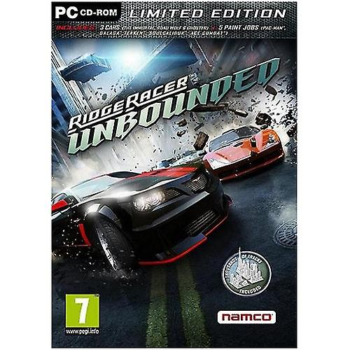 Ridge Racer Unbounded Limited Edition PC Game