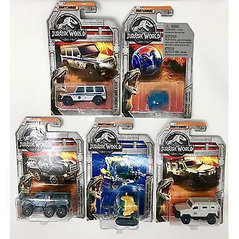 Mattel Matchbox Jurassic maailman painevalettua Set