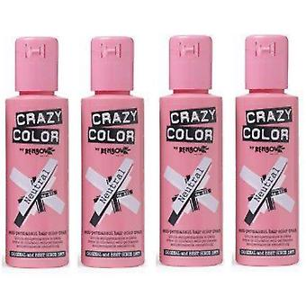 Renbow Crazy Color neutre - 031 (lot de 4)