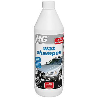 HG Car Wax Shampoo 1L
