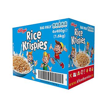 Kelloggs Rice Krispies Cereal Bag Pack