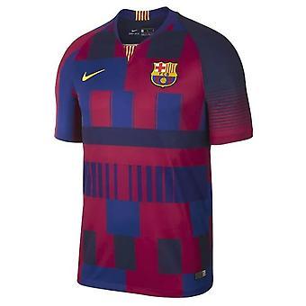 2018-2019 Barcelonan vuotta Nike jalkapallopaita