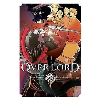 Overlord - Vol. 2 - (Manga) von Kugane Maruyama - Hugin Miyama - so-bin