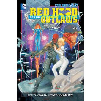 Red Hood and the Outlaws - Volume 2 - The Starfire (the New 52) by Kenn