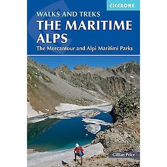Walks and Treks in the Maritime Alps - The Mercantour and Alpi Maritti