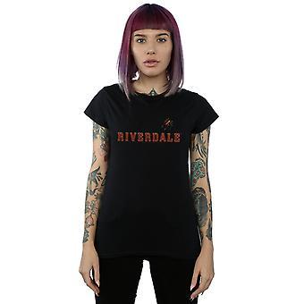 Riverdale kobieta pająk Broszka T-Shirt