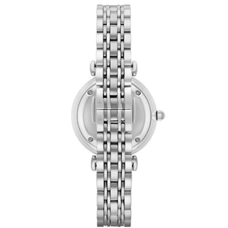 Armani watches ar1925 silver stainless steel ladies watch