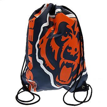 Chicago medvede šnúrkou telocvičňa taška