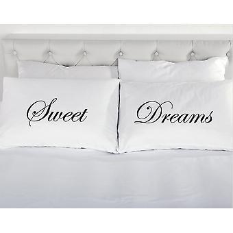 Süße Träume Skript paar Kissenbezüge